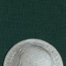 Monedas de España: UNA PESETA DE PLATA DE 1896. Lote 235588225