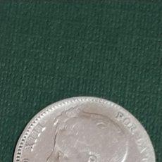Monedas de España: UNA PESETA DE PLATA DE 1901. Lote 235589090