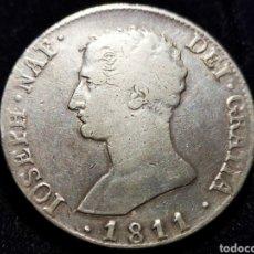 Monedas de España: 20 REALES JOSÉ NAPOLEON 1811. Lote 236002755