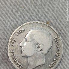 Monedas de España: 1 PESETA 1882 ESPAÑA. Lote 236360155