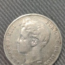 Monedas de España: 1 PESETA 1901 ESTRELLAS 19*01* ESPAÑA. Lote 236363155