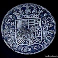 Monedas de España: CARLOS III-2 REALES-MADRID-PJ-1769. N069. Lote 236841835