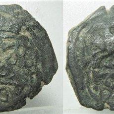 Monedas de España: MONEDA DE 8 MARAVEDIS RESELLADA A IDENTIFICAR. Lote 236856735