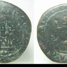 Monedas de España: MONEDA DE REYES CATOLICOS 2 MARAVEDIS. Lote 236858165
