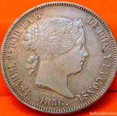Monedas de España: ESPAÑA, 20 REALES, 1856. ISABEI II. MADRID. PLATA. (774). Lote 237007600