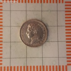 Monedas de España: ALFONSO XIII, 50 CÉNTIMOS 1904 *1-0, PCV.. Lote 237492475