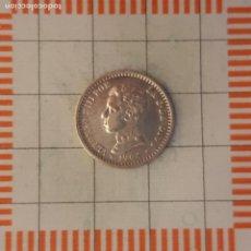 Monedas de España: ALFONSO XIII, 50 CÉNTIMOS 1904 *0-4, SMV.. Lote 237492815