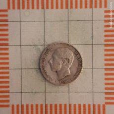 Monedas de España: ALFONSO XII, 50 CÉNTIMOS 1880, MSM.. Lote 237494120