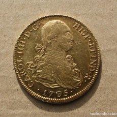 Monedas de España: CARLOS IV - 8 ESCUDOS ORO 1795 CECA PP ( POTOSI). Lote 288733178