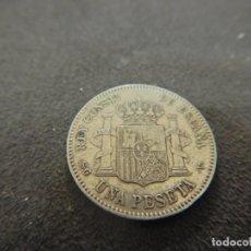 Monedas de España: UNA PESETA DE PLATA 1899 *18 *99. Lote 239848700
