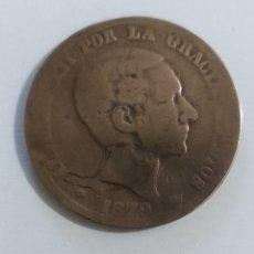 Monedas de España: MONEDA ALFONSO XII 1979 DIEZ CENTIMOS. Lote 240731990