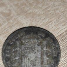 Monedas de España: 2 PESETAS 1882. Lote 241457825