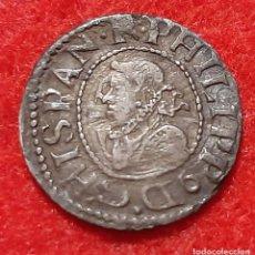 Monedas de España: MONEDA FELIPE V PLATA 1/2 CROAT 1612 BARCELONA MBC ORIGINAL C2. Lote 243425250