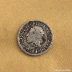 Monedas de España: 50 CÉNTIMOS 1926 ALFONSO XIII (REF. 13). Lote 243872140