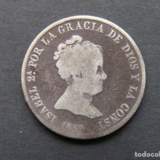 Monedas de España: ISABEL II - 4 REALES DE PLATA 1837 CECA DE MADRID. Lote 244648355