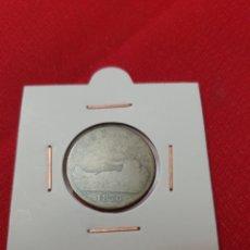 Monedas de España: ANTIGUA MONEDA PLATA 1 PESETA 1870 GOBIERNO PROVISIONAL. Lote 244780900