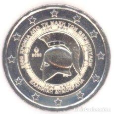 Monedas de España: MONEDA 2 EUROS GRECIA 2020 - 2500 AÑOS DE LA BATALLA DE LAS TERMÓPILAS - SIN CIRCULAR. Lote 262642505