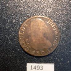 Monedas de España: 2 REALES 1800 ,MADRID, FALSA DE ÉPOCA. Lote 245369885