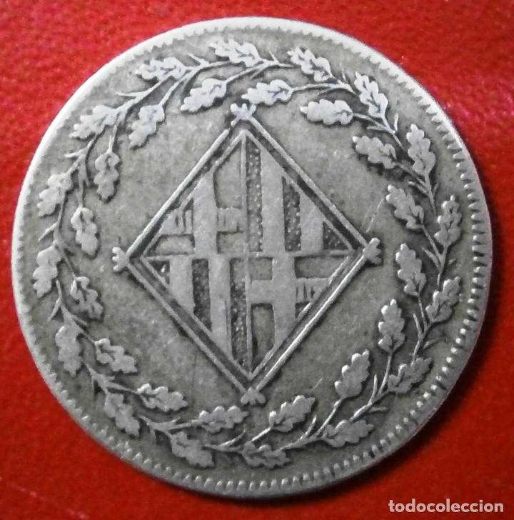 Monedas de España: Jose Napoleón 1 Peseta Barcelona 1813 Ver Fotos gastos de envío incluidos - Foto 2 - 245756590