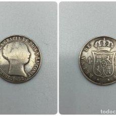 Monedas de España: MONEDA. ISABEL II. 4 REALES. SEVILLA, 1852. VER FOTOS. Lote 245788125