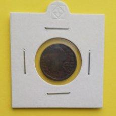 Monedas de España: ANTIGUA MONEDA DE 2 MARAVEDIS 1785 COBRE, CAROLUS III, SECA SEGOVIA. Lote 246003030