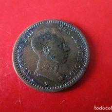 Monedas de España: ALFONSO XIII. 2 CENTIMO. 1904 SMV. Lote 246133920