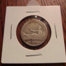 Monedas de España: MONEDA 1 PESETA PLATA 1869. Lote 246148845