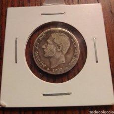 Monedas de España: MONEDA 1 PESETA PLATA 1883. Lote 246150830