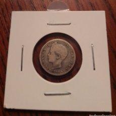 Monedas de España: MONEDA 50 CÉNTIMOS PLATA 1897. Lote 246188275