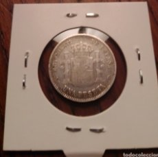 Monedas de España: MONEDA 1 PESETA PLATA 1900. Lote 246280975