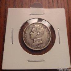 Monedas de España: MONEDA 1 PESETA PLATA 1903. Lote 246281375