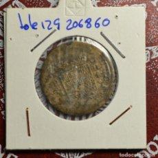 Monnaies d'Espagne: ESPAÑA - 2 REALES - FELIPE V - 1721 - A - MADRID. Lote 248570740