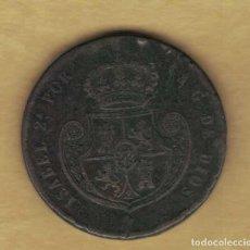 Monedas de España: ISABEL II MEDIO REAL 1850 1/2 SEGOVIA M216. Lote 251299830