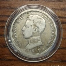 Monedas de España: MONEDA 1 PESETA PLATA 1903. Lote 251627845