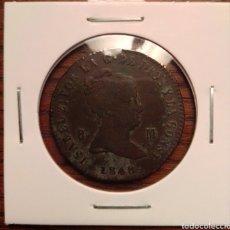Monedas de España: MONEDA 8 MARAVEDÍS 1848. Lote 251629315