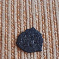 Monnaies d'Espagne: (ESPAÑA)(1602)(SEGOVIA) 2 MARAVEDIS FELIPE III. Lote 251642495