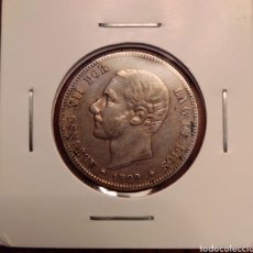 Monedas de España: MONEDA 2 PESETAS PLATA 1882. Lote 251879860