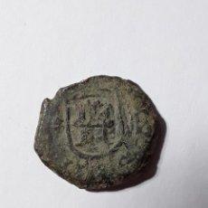 Monedas de España: CARLOS II 2 MARAVEDÍS CORUÑA 168X. Lote 252276520