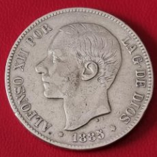 Monedas de España: 5 PESETAS PLATA 1885 LA DE LA FOTO. Lote 253094830