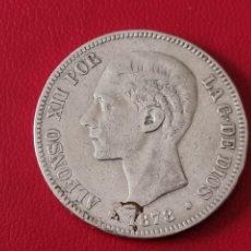 Monedas de España: 5 PESETAS PLATA 1878 LA DE LA FOTO. Lote 253095165