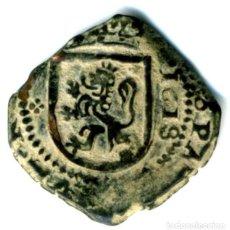 Moedas de Espanha: XS- FELIPE III 1618 MADRID 8 MARAVEDÍS JS# D-102. Lote 253141390
