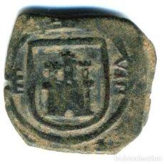 Moedas de Espanha: XS- FELIPE III 1618 SEGOVIA CASA VIEJA 8 MARAVEDÍS JS# D-122. Lote 253142335