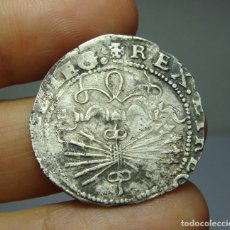 Monedas de España: 1 REAL. PLATA. REYES CATÓLICOS. SEVILLA.. Lote 253327070