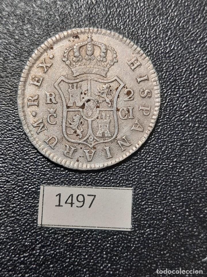 Monedas de España: España 2 reales 1811 Cádiz - Foto 2 - 253571620