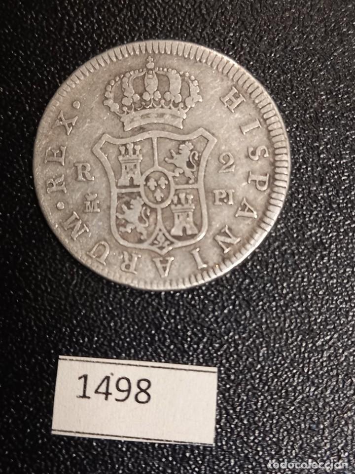 Monedas de España: España 2 reales 1772 Madrid - Foto 2 - 253578250