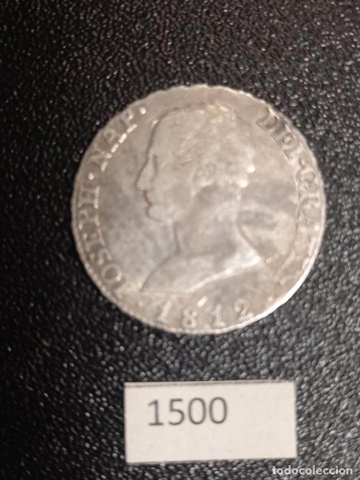 ESPAÑA 4 REALES 1812 MADRID (Numismática - España Modernas y Contemporáneas - De Reyes Católicos (1.474) a Fernando VII (1.833))