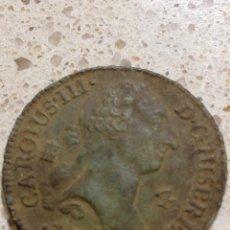 Monnaies d'Espagne: MONEDA ANTIGUA. 4 MARAVEDÍS. CARLOS III. 1777.. Lote 254116225