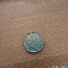 Monedas de España: 40 CENTIMOS DE ESCUDO. ISABEL II 1866. MADRID MBC+. Lote 254279755