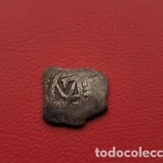 Monnaies d'Espagne: MONEDA MACUQUINA PLATA DE 1/2 REAL. Lote 254399815