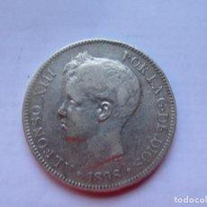 Monedas de España: DURO DE PLATA 1898 ALFONSO XIII. Lote 254696795